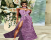 Upscale Lilac Gown