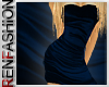 $R Ocean Silk Dress