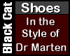 Cherry Red Dr Martens