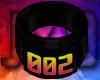 002 ZeroTwo Black Ring