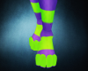 C: Hazel m feet