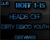 HOFF Heads Off Dubstep