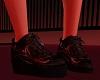 1D/N1 Black Sneakers