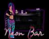 Neon Mini Bar