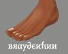 ƒ Normal feet natural