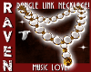 MUSIC LOVE NECKLACE!
