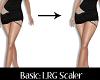 H/LRG Body Scaler