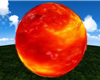 SW Yavin IV Red Planet