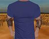 DRV Blue T-Shirt (M)