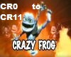 Crazy Frog HC (Euro)
