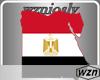wzn Egypt Flag-Map