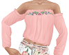 TF* Pink Gypsy Top