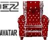 RED bandana EZ chair av