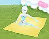 .C Happy Yellow Cushion