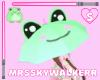 Toadly Cute Umbrella