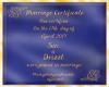 Sin&Drizzt marriage cert