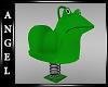 ANG~Frog Park Rocker