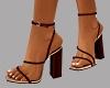 Sexy Strap Pump Sandals