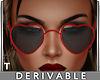 T Valentine Sunglasses F