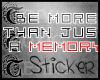 TTT Be More...