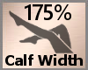 Calve Scaler 175% F A