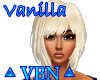 Vanilla hair Cream