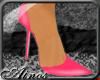 {A}HH Pink Pumps