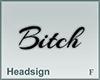 Headsign