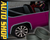ANIMATED HOT PINK CHEVY