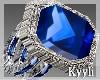 Sapphire Wedding Ringe