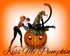 Kiss Me Pumpkin