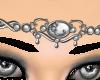 Gem Silver Headress
