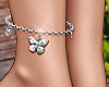 Butterfly Anklet R