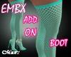 EMBX ACQUA BIMBO LEGS