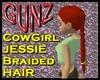@ Cowgirl Jessie Braided