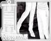 -:White Skinny Jeans:-