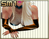 SM1 Latex Gloves Gold fl
