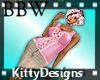 KD+ BBW Pink Summer