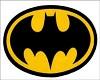 3D Batman Symbol