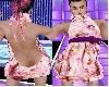 Sissy floral dress
