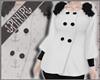 ⚓   PinUp Coat White