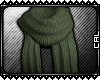 [c] Scarf: Green