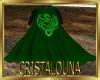 Celtic dragon king cape