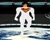 Super-Man Boots White V1