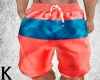 *K* NewStyle Long Shorts