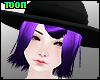 T! PURP Hat Hair