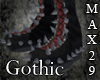 Gothic Spike Boots