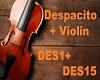 Despacito + Violin