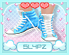 !!S Kids Blue Kicks