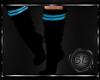 ~BB~ Spoiled Blue Socks